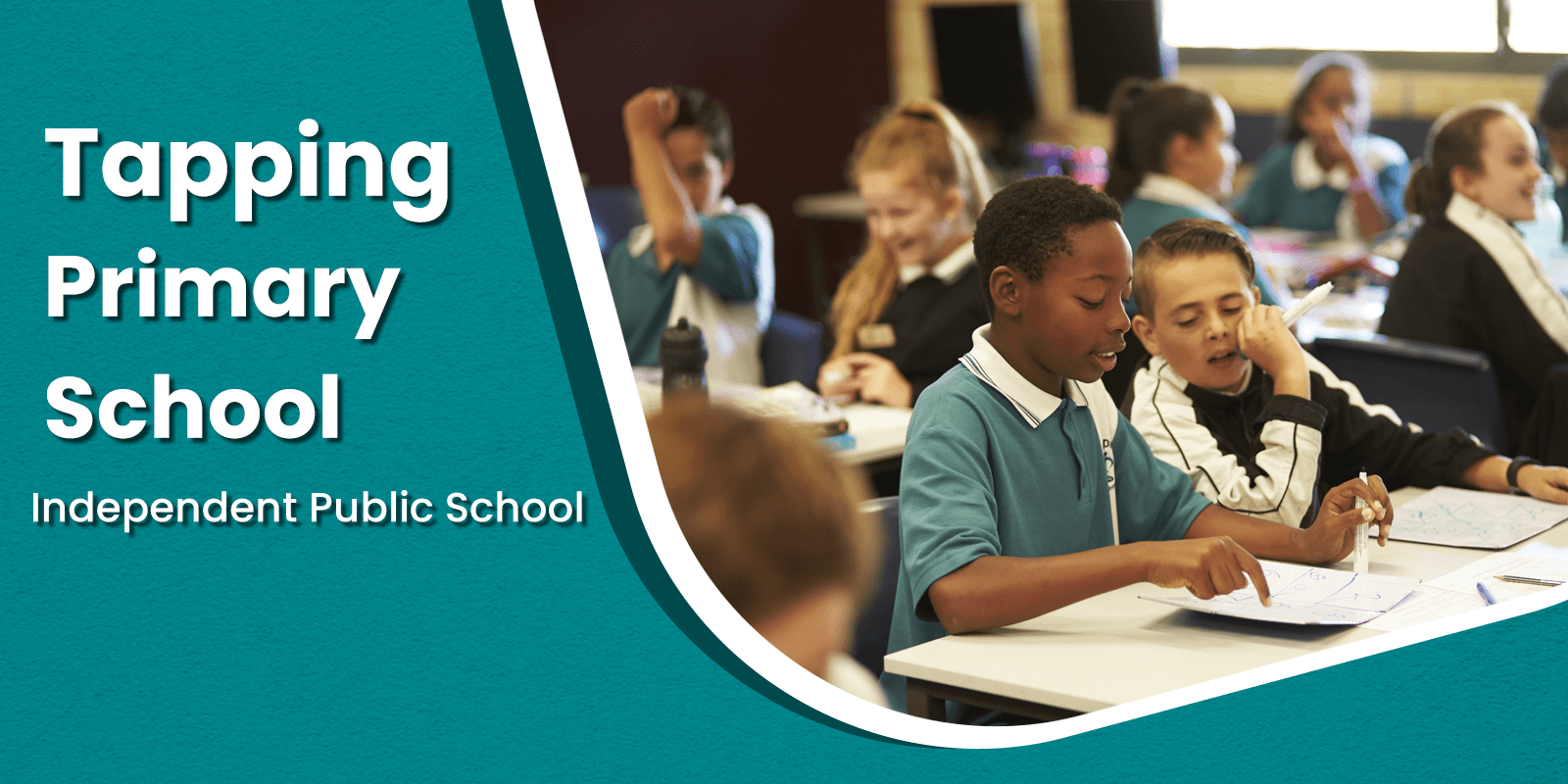 Tapping Primary School Creating Opportunities